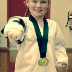 Taekwondo Gold Medalist 2017