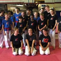 gemma taekwondo last day