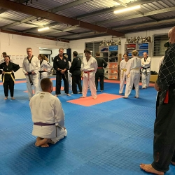 Brazilian jiu-jitsu Seminar