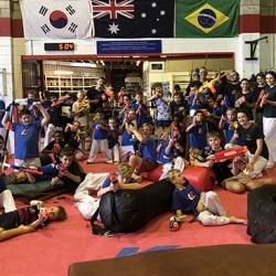 Taekwondo Nerf Wars!