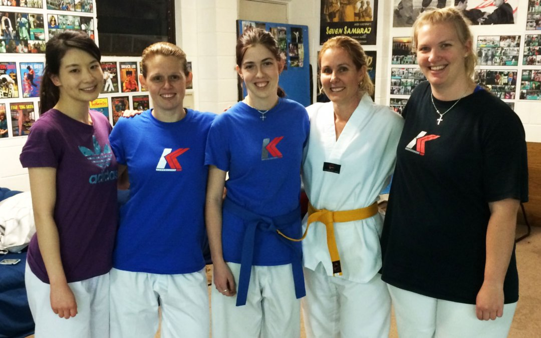 kicks female adult grading