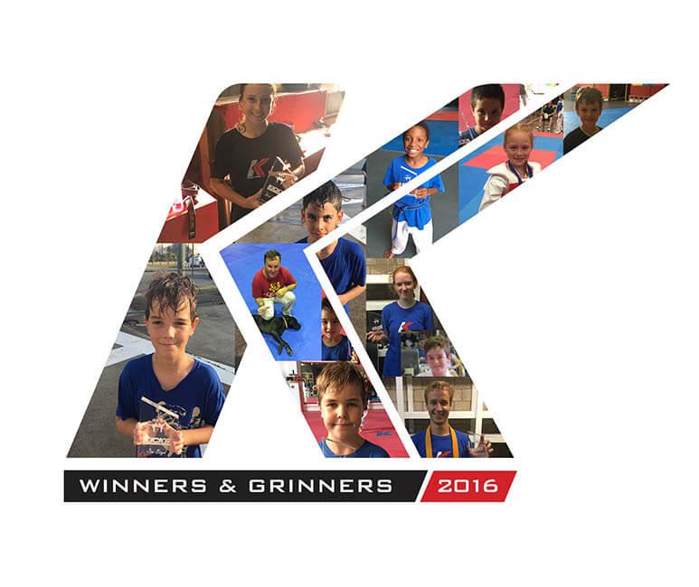 Winners & Grinners 2016