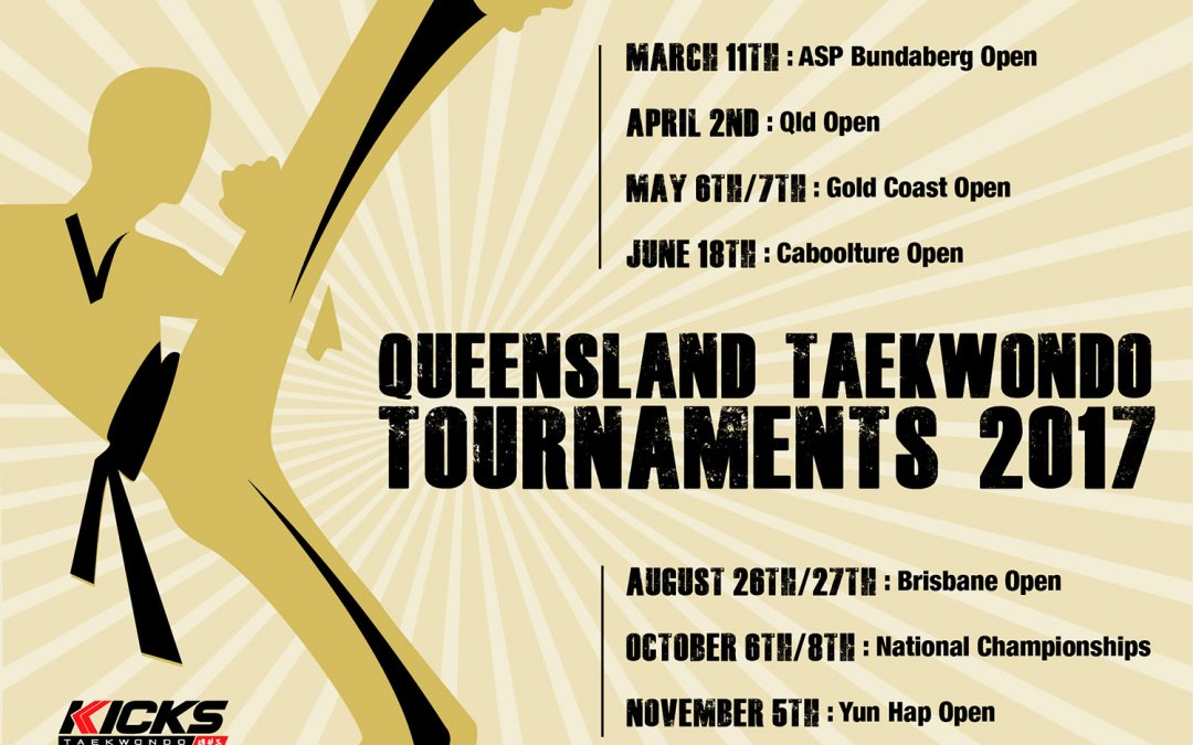Queensland Tournaments 2017