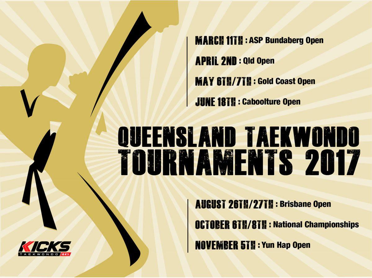 Queensland Tournaments 2017