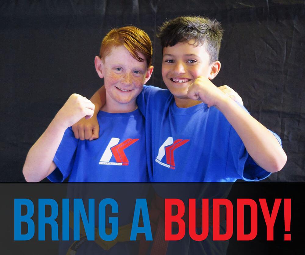Bring a Buddy!