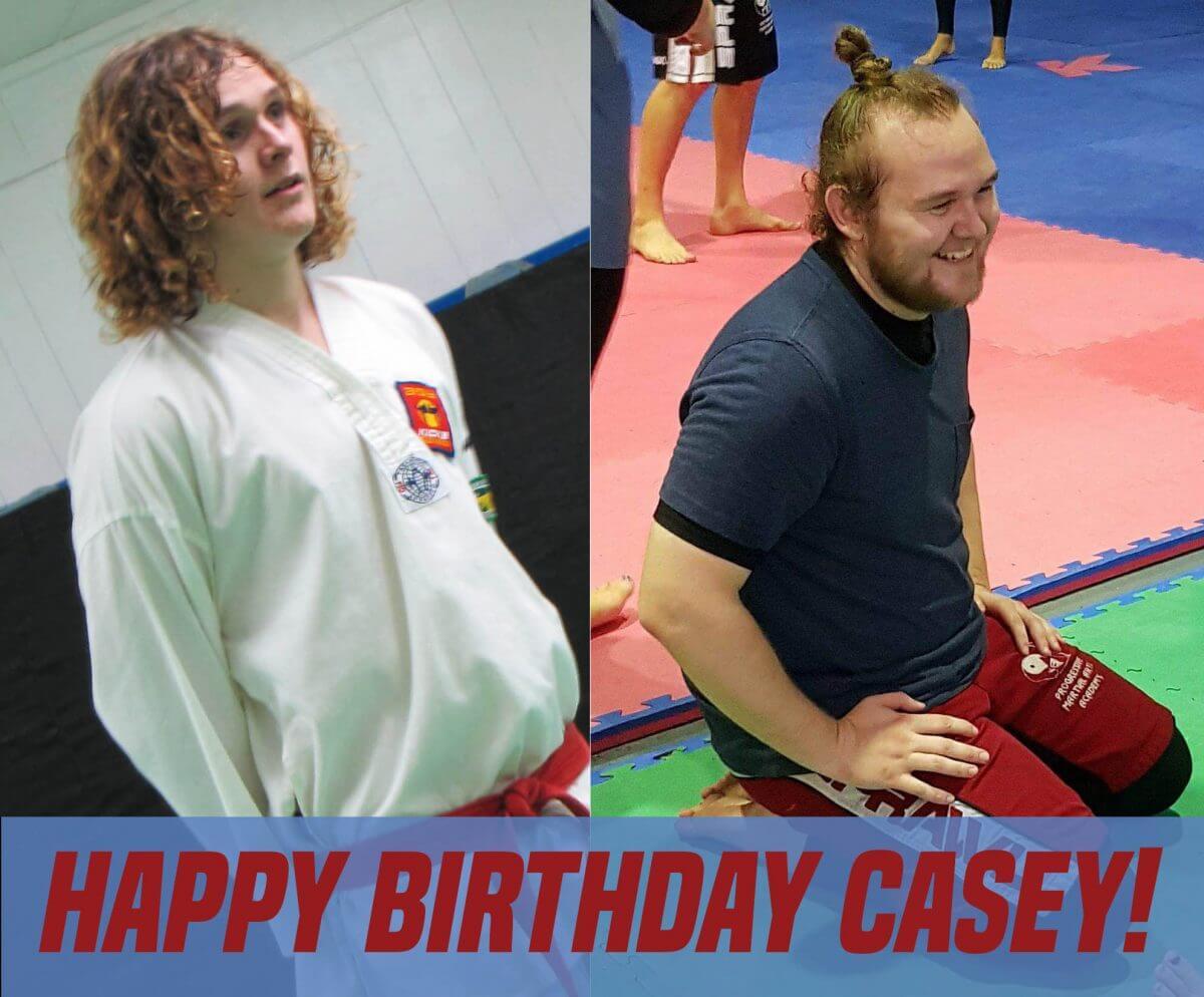 Casey's Birthday!