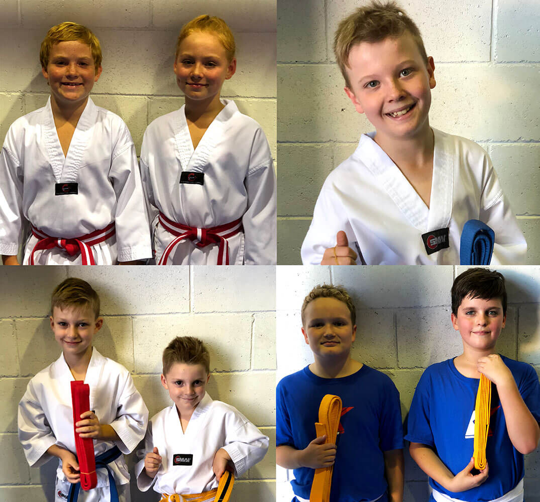 And some more gradings!!!