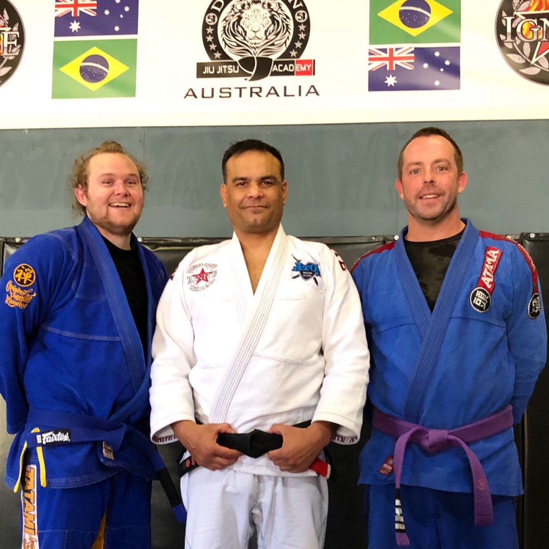Casey finally getting his blue belt in brazilian jiu-jitsu