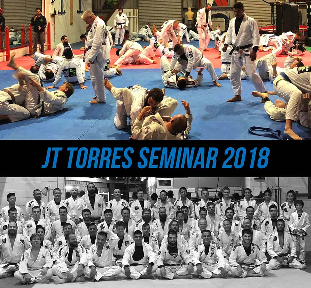 JT Torres Seminar 2018