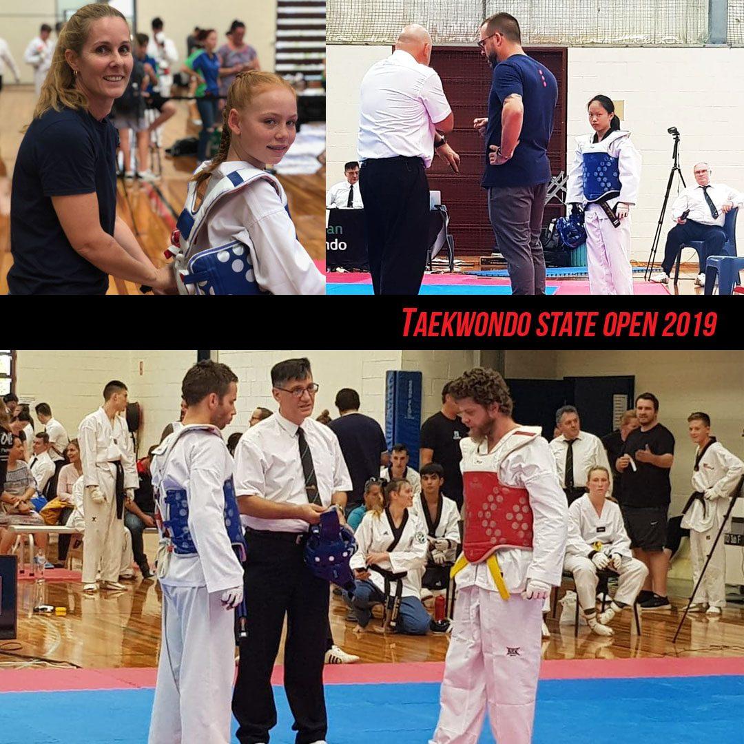 Taekwondo Queensland Open