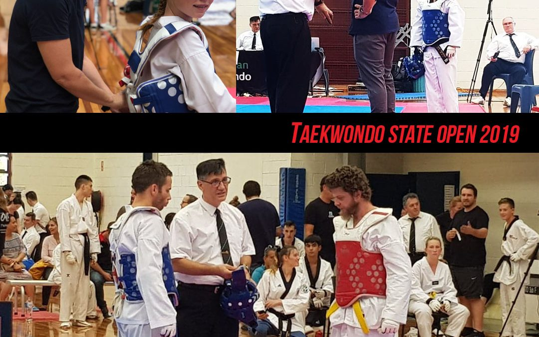 Taekwondo Queensland Open
