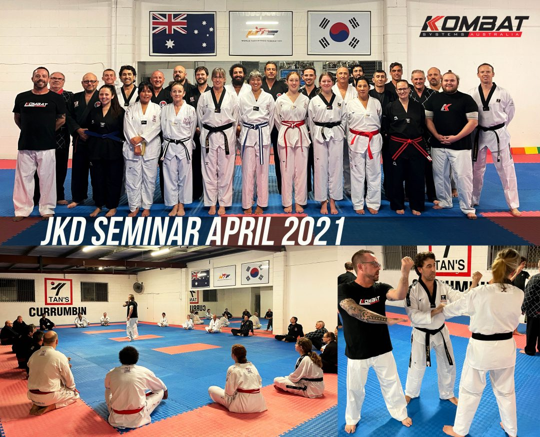 Kombat Systems Seminar!