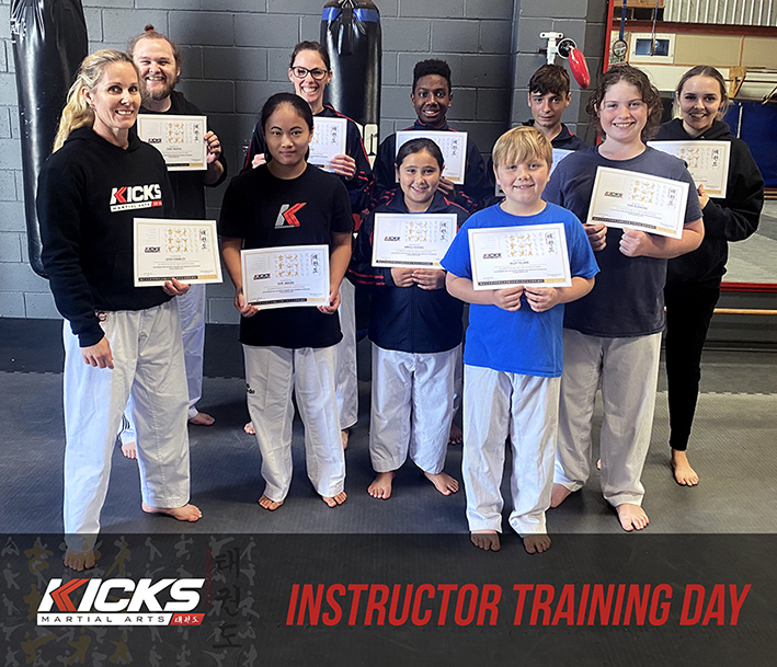 Instructor Training Day